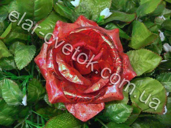 Роза большая люрикс